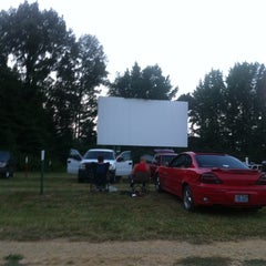 Photo taken at Holiday Drive In Theater by Joshua O. on 6/30/2012