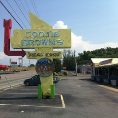Photo taken at Cootie Brown's by Rocky on 7/6/2012
