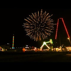Photo taken at Morey's Piers and Beachfront Waterparks by A.J. M. on 8/25/2012