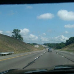 Photo taken at Interstate 75 by Desmond H. on 8/10/2012