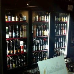 Photo taken at City Beer Store by Ed K. on 5/4/2012