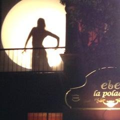 Photo taken at La Polaca by Juan sebastian B. on 5/3/2012