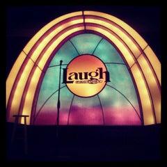 Photo taken at Laugh Factory Long Beach by Rodrigo A. on 8/9/2012