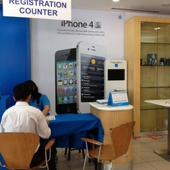 Photo taken at Celcom Branch by KitCat😻 on 8/23/2012