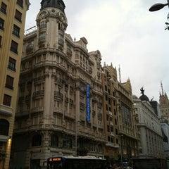 Photo taken at Hotel Atlántico by Doris Q. on 4/18/2012