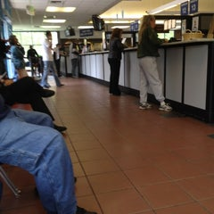 Photo taken at Department of Motor Vehicles by Thepimpchef L. on 5/2/2012