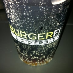 Photo taken at Burger Fi by Brian L. on 6/17/2012