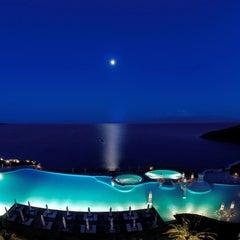 Photo taken at Kempinski Hotel Barbaros Bay by Hakan Ç. on 8/6/2012