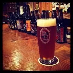 Photo taken at Baird Beer 中目黒タップルーム Nakameguro Taproom by eijitom on 9/11/2012