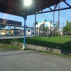 Photo taken at Smk Bintulu by Yusree M. on 6/23/2012