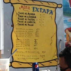 Photo taken at Ixtapa Mexican Taco Truck by Genna C. on 5/6/2012