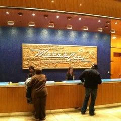 Photo taken at MotorCity Casino Hotel by Jimbo on 3/1/2012