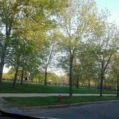 Photo taken at Douglas (Stephen) Park by Byron O. on 4/9/2012