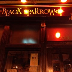 Photo taken at The Black Sparrow by Dusty M. on 5/6/2012
