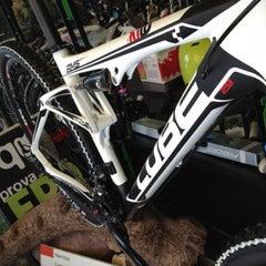 Photo taken at mUwi bike goodies by Davide A. on 5/12/2012