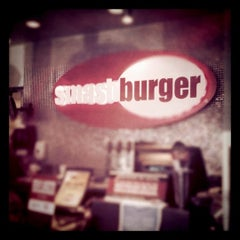 Photo taken at Smashburger by Brian D. on 4/18/2011