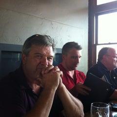 Photo taken at Old Train Station Pub by Bonita S. on 8/10/2012