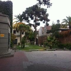 Photo taken at Universidad Alberto Hurtado by César C. on 4/9/2011