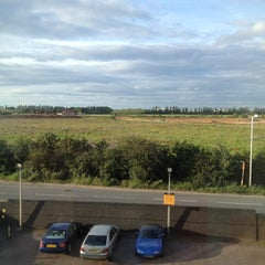 Photo taken at Park Inn by Radisson Hotel and Conference Centre London Heathrow by Nhóc X. on 7/17/2012
