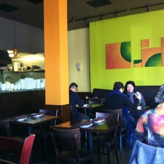 Photo taken at Limón Peruvian Rotisserie by Laurina M. on 11/17/2011