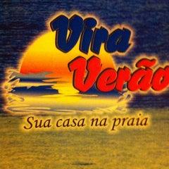 Photo taken at Barraca Vira Verão by Bruno S. on 6/22/2012