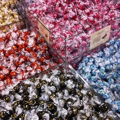 Photo taken at Lindt Factory Outlet by Kyle B. on 12/30/2010