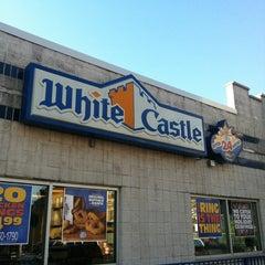 Photo taken at White Castle by David A. on 4/5/2012