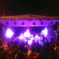 Photo taken at Praca Santos Dumont by Willian F. on 9/3/2012