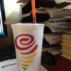 Photo taken at Jamba Juice by Mary S. on 8/7/2012