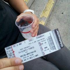 Photo taken at Verizon Wireless Amphitheatre by Jamie C. on 8/25/2012