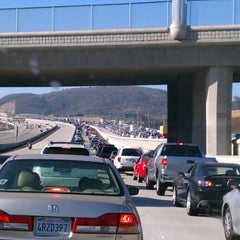 Photo taken at I-15/CA-15 (Escondido Fwy) by Dawn S. on 10/1/2011