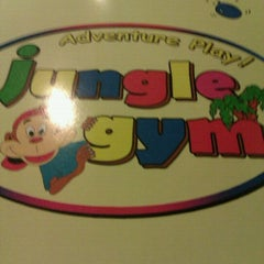 Photo taken at Jungle Gym Kiulap by Syafiq S. on 9/23/2011