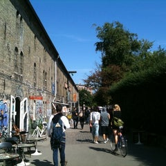Photo taken at Christiania by Ambra B. on 8/20/2011
