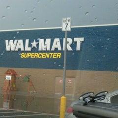 Photo taken at Walmart Supercenter by Robb W. on 5/21/2012