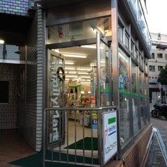 Photo taken at ファミリーマート 東陽町駅前店 by ramblelazy on 12/9/2011
