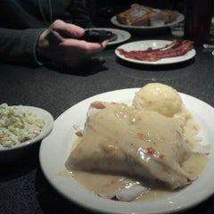 Photo taken at Rehoboth Diner by Dylan B. on 1/16/2012