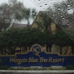 Photo taken at Westgate Blue Tree Resort by Mara T. on 3/11/2012