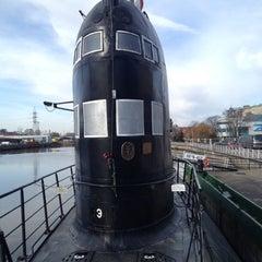 Photo taken at Подводная лодка «Б-413» by Dario on 3/24/2012