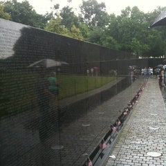Photo taken at Vietnam Veterans Memorial by Alexandrea R. on 6/12/2012