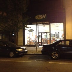 Photo taken at LUSH by Reyna F. on 7/1/2012