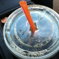 Photo taken at Dunkin' Donuts by Paula A. on 3/18/2012