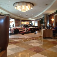 Photo taken at Indianapolis Marriott Downtown by Mallory L. on 7/28/2012