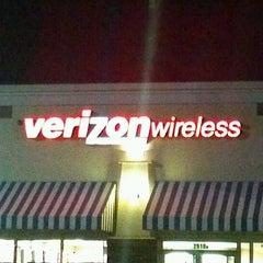 Photo taken at Verizon by Dee T. on 7/21/2012