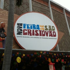 Photo taken at Centro Luiz Gonzaga de Tradições Nordestinas by Vanusa S. on 8/26/2012