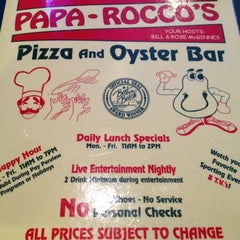 Photo taken at Papa Rocco's by Chuck S. on 3/31/2012