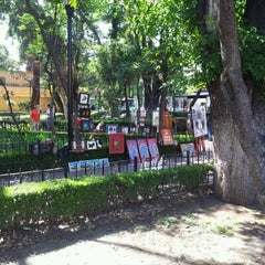 Photo taken at Parque Allende by Jose E. on 3/25/2012