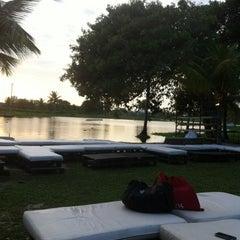 Foto tirada no(a) Colosso Wake Park por Lucas L. em 3/30/2012