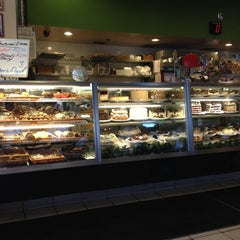 Photo taken at Sherman's Deli & Bakery by Don R. on 6/17/2012