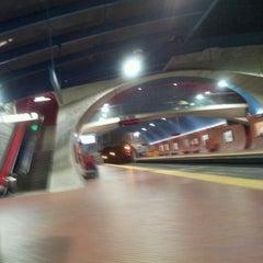 Photo taken at West Portal MUNI Metro Station by Ethan F. on 2/5/2012
