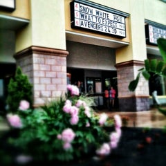 Photo taken at Pittsford Plaza Cinema 9 by Kelly M. on 6/1/2012